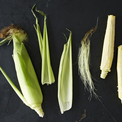 How to Use a Whole Ear of Corn