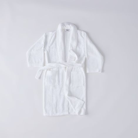 Super Soft Plush Cotton Robe