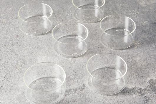 Oven-Safe Glass Ramekins (Set of 6)