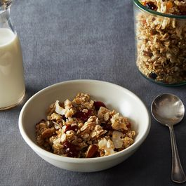 Maple Quinoa Granola