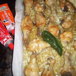 My version of my mom's chicken paprikash