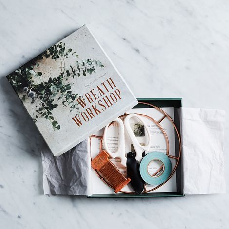 Wreath Workshop Gift Box