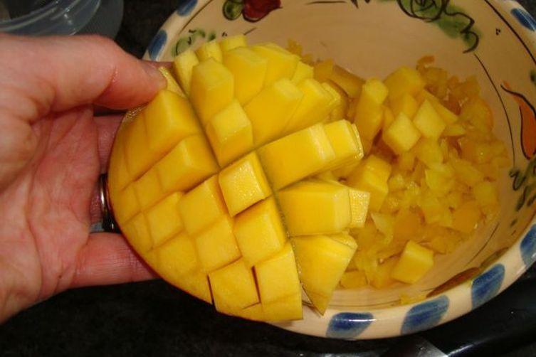 Mango Avocado Chunky Salsa