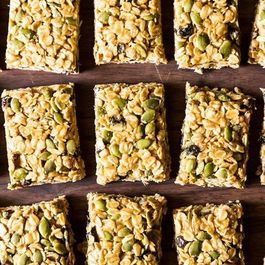 Choose Your Own Adventure: 5-Minute, No-Bake Granola Bars