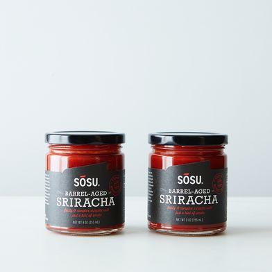 Barrel-Aged Sriracha (2 Jars)