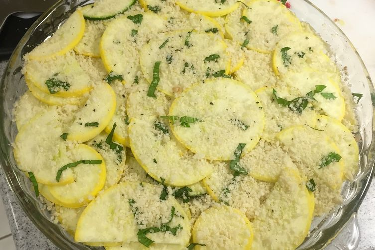 Summer Squash Gratin Recipe on Food52