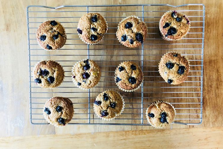Whole Grain Morning Muffins