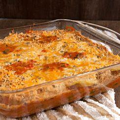 Spicy Potato Curry Casserole
