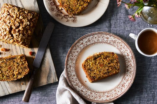 This Wholesome Zucchini Bread Will Inspire You to Seize the Dang Day
