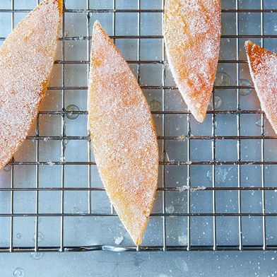 How to Make Candied Citrus Peel