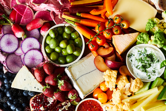 7 Ridiculously Good-Looking Cheese Boards We Can't Stop Staring At