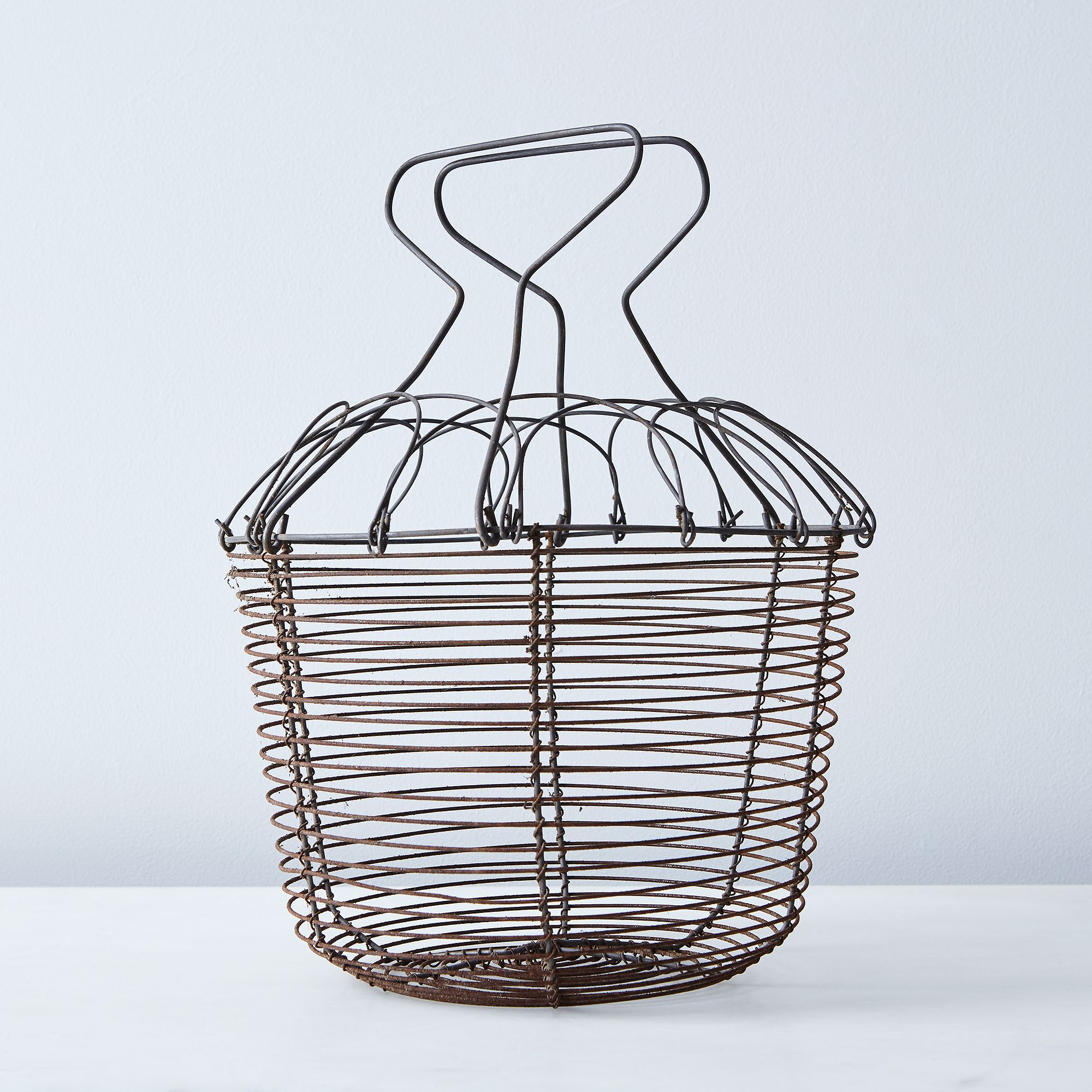 Vintage French Wire Egg Basket on Food52