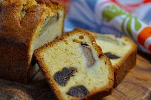 Fig Pound Cake