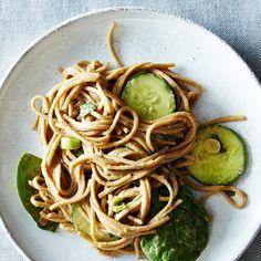 Peanut Soba Noodle Salad