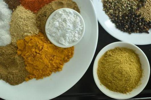 Nigerian-style Curry Powder