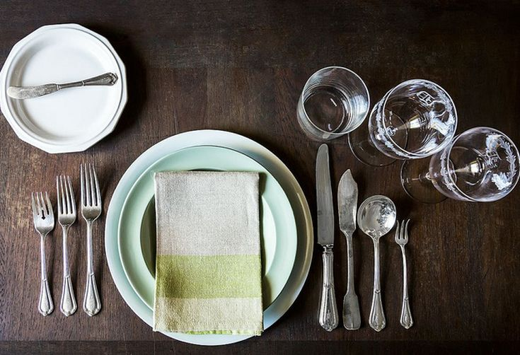 Basic Table Manners: A Refresher