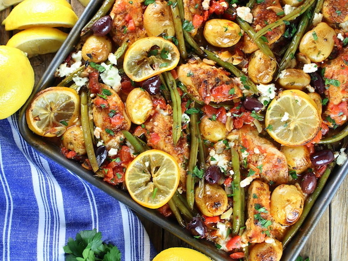 Image result for sheet pan dinners