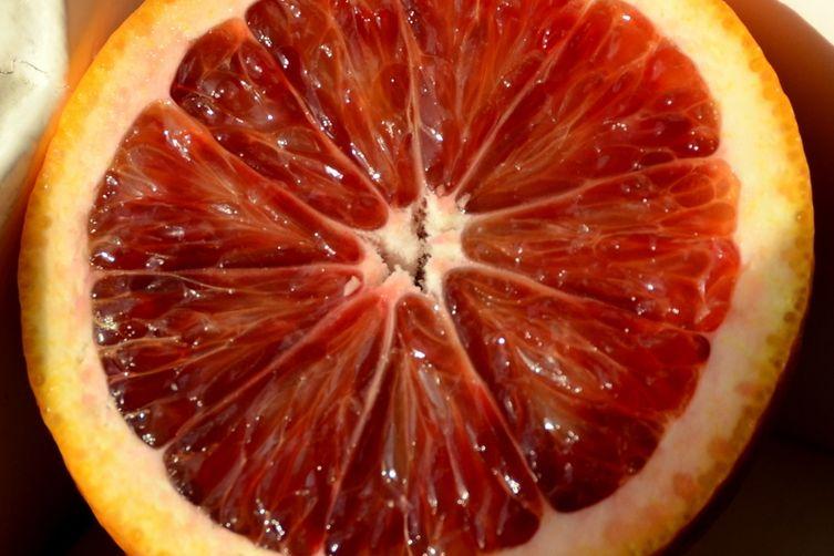 Blood Orange Prosecco Jelly