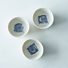 Condiment Bowls (Set of 3)