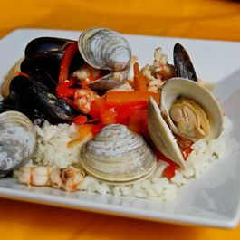 Seafood Medley