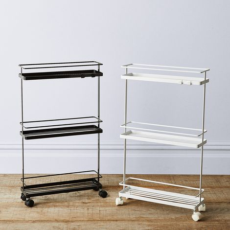 Fit-Anywhere Slim Storage Cart