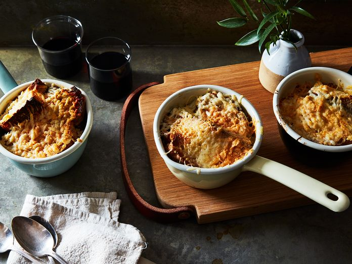 Yes, French Onion Soup Is This Easy to Make