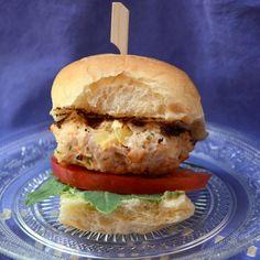 Lemony Chix Burger