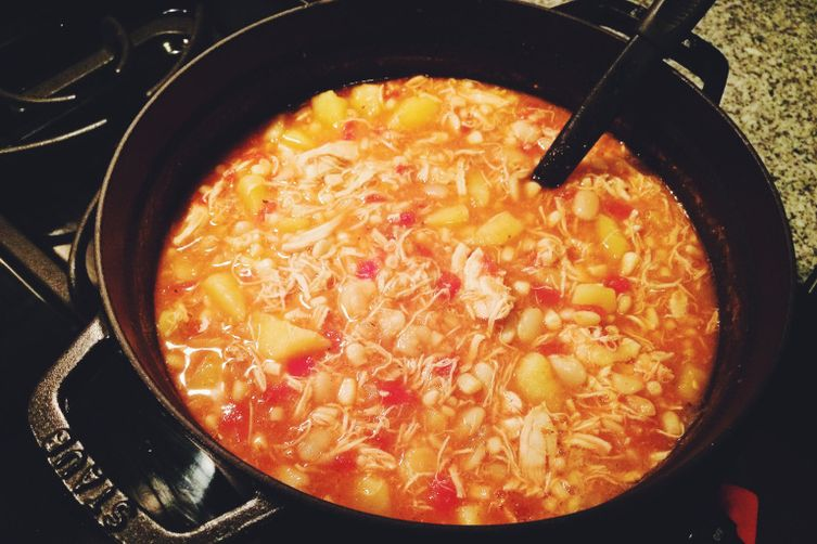 Classic Virginia Brunswick Stew
