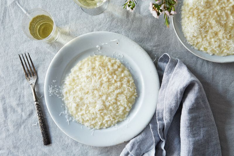 How to Make Risotto Like a Chef (and Without a Recipe)