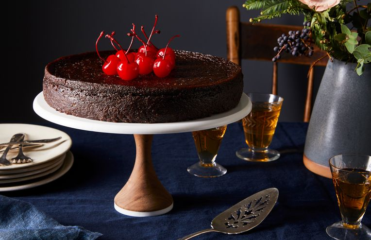 A Spiced Caribbean Black Cake for Christmas, Aged in Rum & Memory