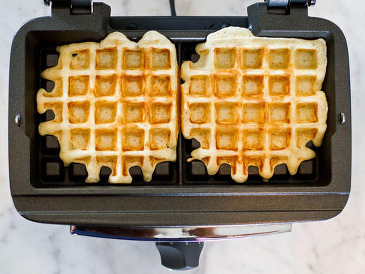 Grandma\'s Belgian Waffles