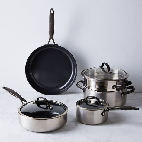 GreenPan Venice Pro Black Nonstick Collection