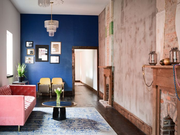 "A Home That Honors Black History in New Orleans: Before & ""Almost-After"""
