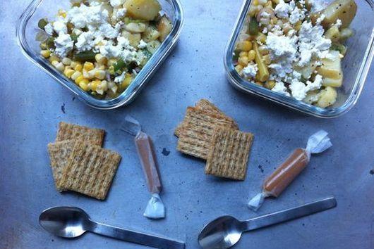 The Return of Amanda's Kids' Lunch!