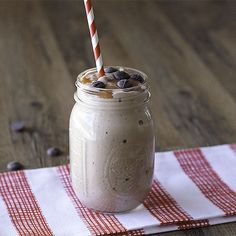 Snickers Protein Smoothie