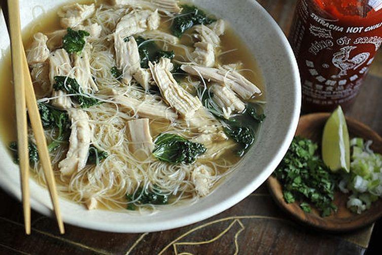 Turkey Pho Recipe on Food52
