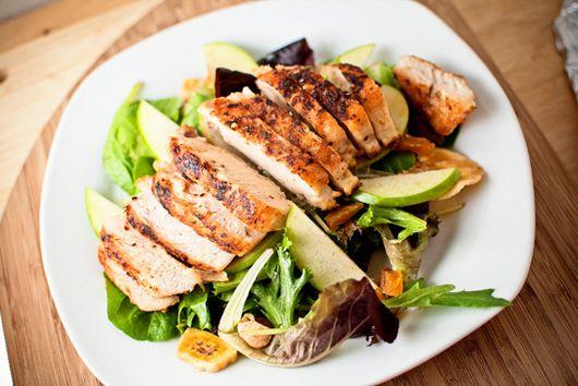 Fall-Inspired Chicken Salad
