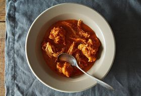 Dinner Tonight: Oma's Chicken Paprikash