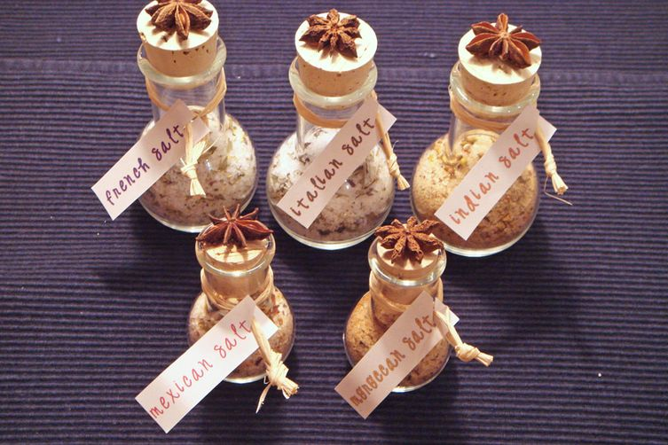 Sugar and Spice, All Things Nice - PART 2 Flavoured Salts