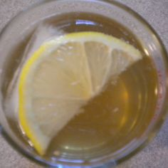 Gingered Lemon Punch