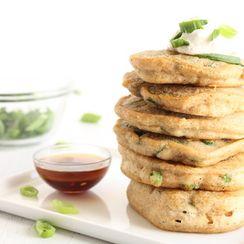Savory Green Onion Pancakes