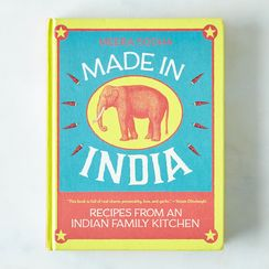 Made in India: Recipes from an Indian Family Kitchen, Signed Copy