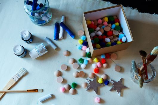 6 Tips for Bringing Order to Crafting Supplies Chaos