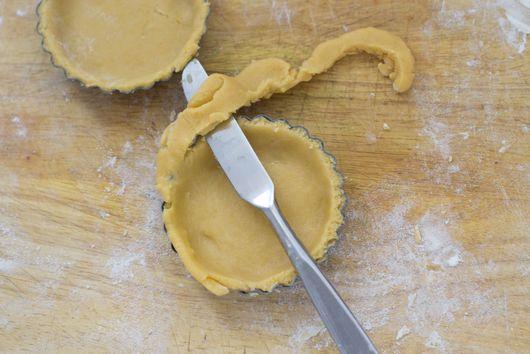 Short crust pastry (pasta frolla) – Dolci (Dessert)