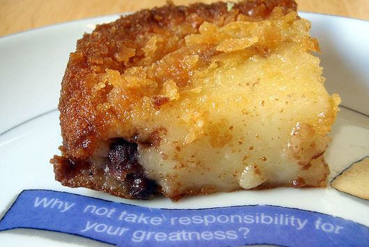 Nian Gao (aka Mochi Cake)