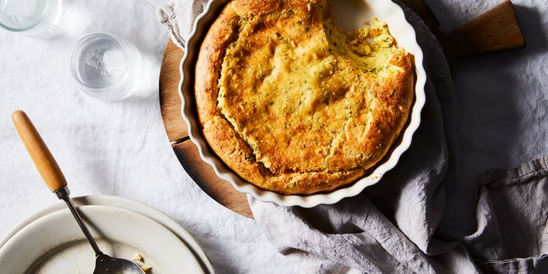 There's a good reason we don't see spoonbread all that often.