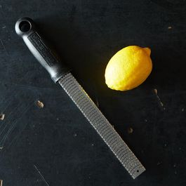 A Trick for Zesting Citrus