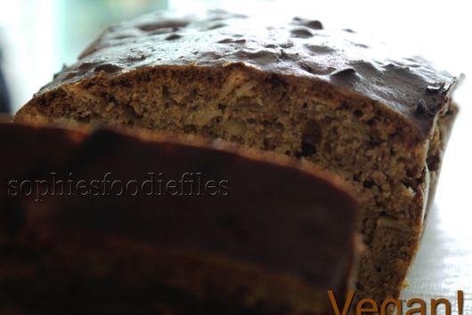 Vegan Buttermilk fresh fig cake