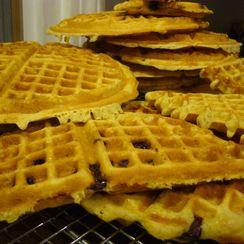 Whole Wheat Cranberry-Orange Waffles