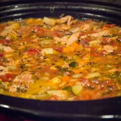 Virginia Brunswick Stew